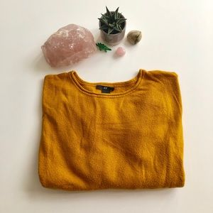 Mustard H&M Pullover Sweater